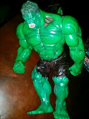 Incredible hulk, marvel, super hero for Sale in Tacoma, WA