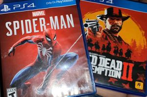 Ps4 Games ** Best Offer ** for Sale in McLeansboro, IL