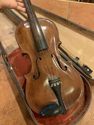 Antique John Stainer Violin / Fiddle in Case for Sale in Redmond, WA