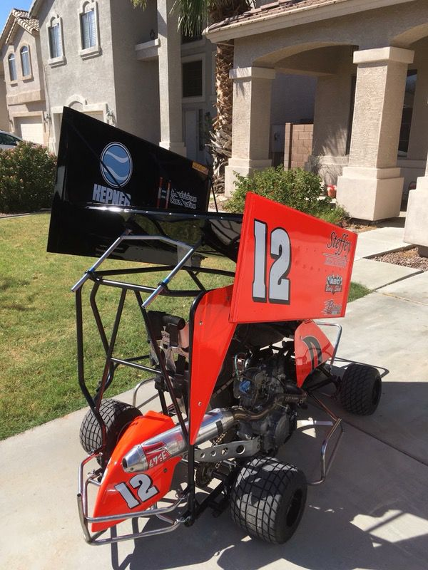 Phoenix Auto Parts >> QRC Outlaw Kart For Sale Complete Roller Or Race Ready. Get your kids racing today for Sale in ...