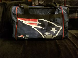 New England Patriots Duffel Bag for Sale in Burbank, CA