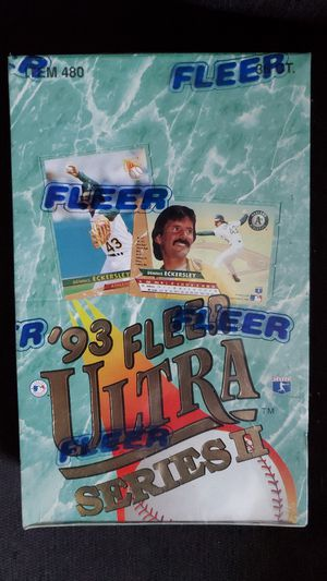 1993 MLB baseball cards (Fullseries) for Sale in Baltimore, MD