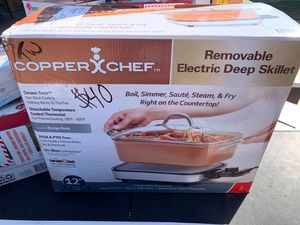 Copper chef for Sale in Los Angeles, CA