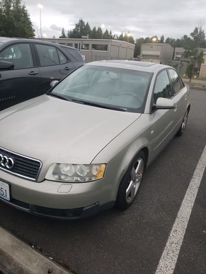 2004 Audi a4 1.8T for Sale in Olympia, WA