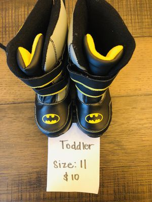 Toddler Snow boots $10 for Sale in Fremont, CA