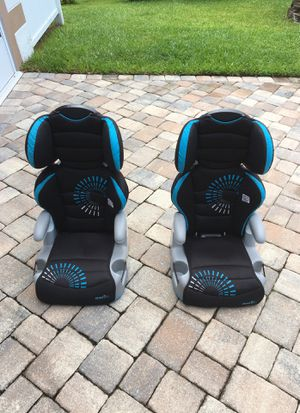 Even flo car seats for Sale in Melbourne, FL