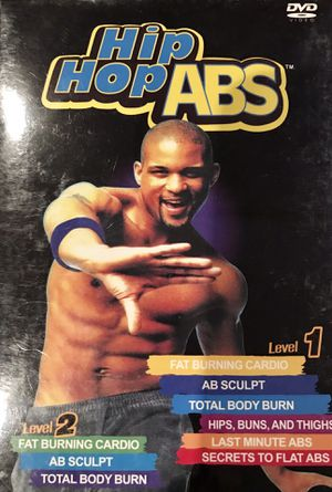 New Shaun T's Hip Hop Ab Workout DVD set for Sale in Philadelphia, PA