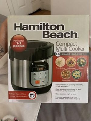 Compact Multi Cooker for Sale in ROWLAND HGHTS, CA