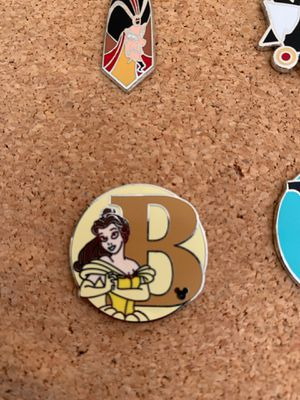 Disney collectables pins Disneyland Disney world $12 for 10 pins for Sale in Chula Vista, CA