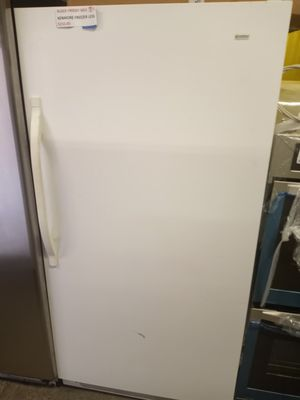 KENMORE FREEZERLESS (JUST FRIDGE) WORKING PERFECT W/4 MONTHS WARRANTY for Sale in Baltimore, MD
