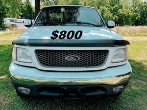 🎄📗$800 Original owner 2OO2 ford f150 very clean🎄📗 for Sale in Baton Rouge, LA