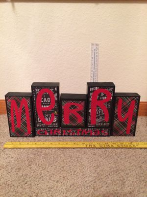 Holiday Blocks for Sale in California, MO