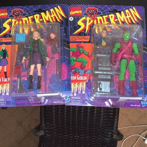 Marvel Legends Spiderman Lot for Sale in Anaheim, CA