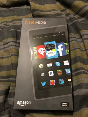 Fire HD6 for Sale in Lake Forest, CA