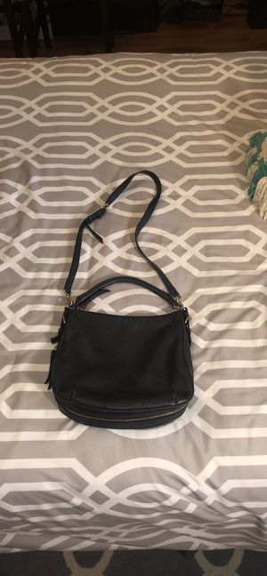Kate Spade black leather crossbody for Sale in Vancouver, WA