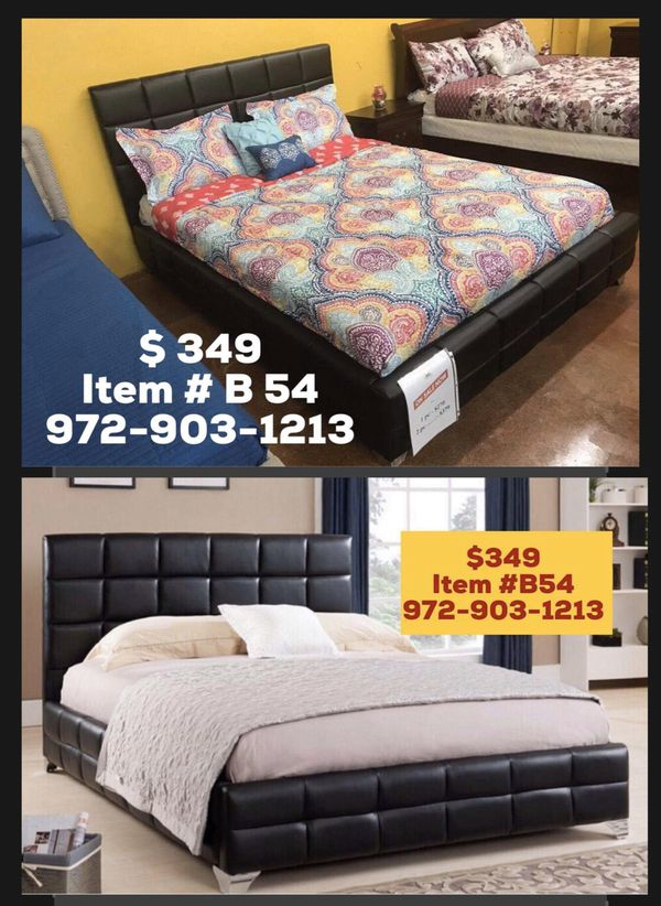 Bed 🔥included 🔥mattress 🔥free 🔥delivery 🔥