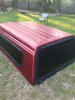 Ford F-150 Camper Shell for Sale in Aberdeen, NC