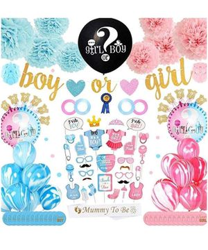 Gender Reveal Party Decorations for Sale in Hammond, IN