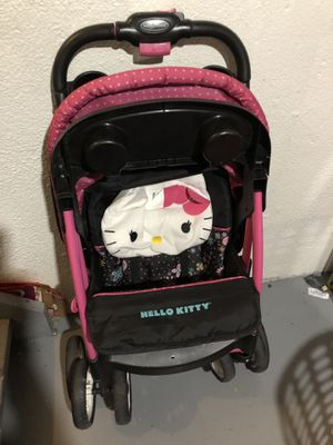 Hello kitty stroller for Sale in Taylor, MI