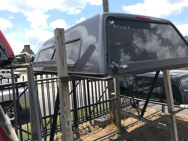 04-08 F150 camper shell 8' bed