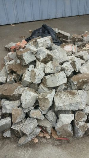 FREE Concrete Driveway Blocks for Sale in Grover Beach, CA