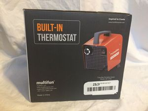 Multifun space heater for Sale in Herndon, KY
