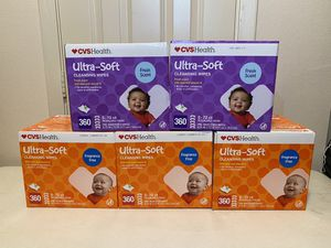 Baby wipes box for Sale in Dallas, TX