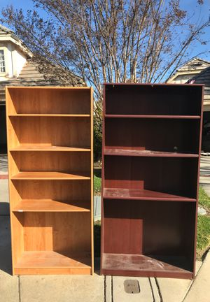 FREE Bookshelves for Sale in Upland, CA