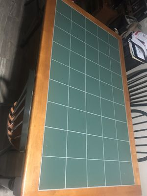 Kitchen Table with 4 chairs for Sale in Nashville, TN