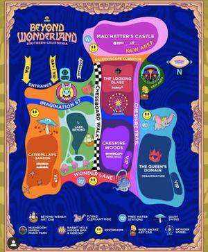 Beyond wonderland 2 GA PASS for Sale in Corona, CA