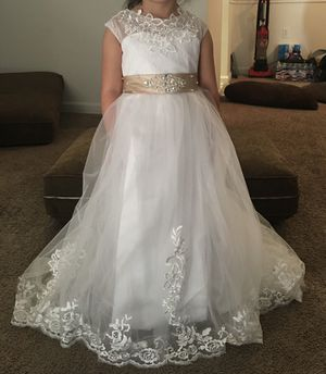 Flower girl dress for Sale in Marietta, GA
