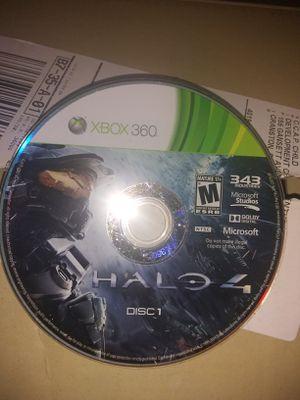 PS3, Halo 4 for Sale in Cranston, RI