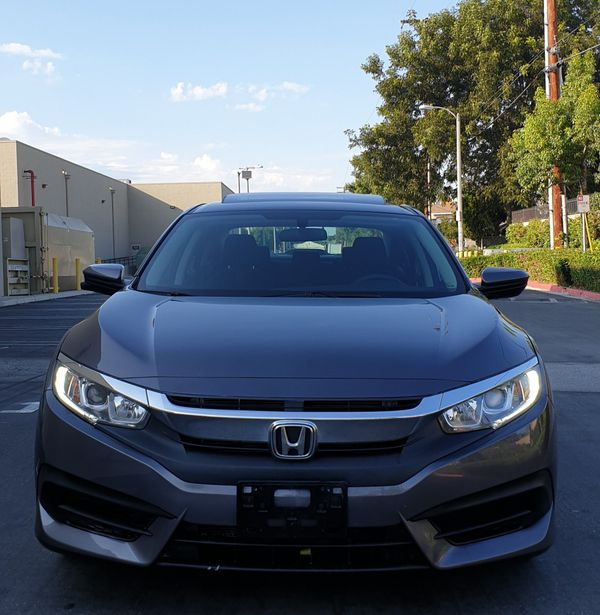 HONDA CIVIC EX 2018 TITULO SALVAGE For Sale In Los Angeles