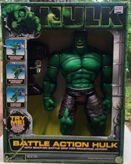 Marvel: Hulk: action figure for Sale in Lilburn, GA