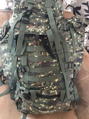Mardingtop 65+10L/65L Molle Hiking Internal Frame Backpacks with Rain Cover for Sale in Concord, CA