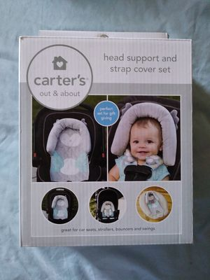 Carter's Head Support and Strap Cover Set for Sale in Santa Ana, CA