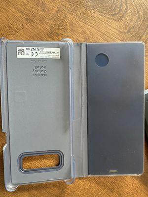 Samsung wallet case for Galaxy Note 8 for Sale in Bellefontaine, OH