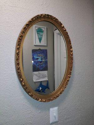Antique mirror decor for Sale in Irving, TX
