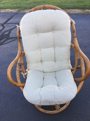 Wicker chair for Sale in Milford, MA