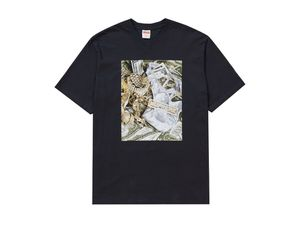 Supreme Bling Tee Navy Size L for Sale in Hialeah, FL