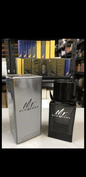 Mr. Burberry Eau de Parfum Spray, 3.3 oz for Sale in Los Angeles, CA