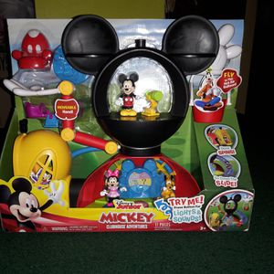 Mickey Clubhouse Adventures Playset for Sale in Tampa, FL