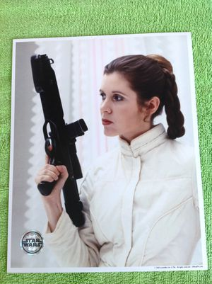"""Star Wars Princess Leia photo (8"""" x 10"""") for Sale in Coppell, TX"""