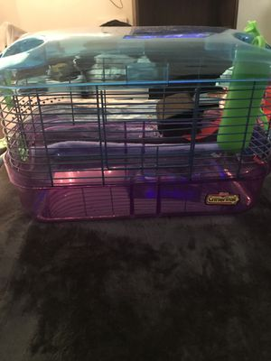 Hamster cage for Sale in Alexandria, VA
