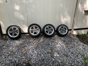 Mustang rims and tires for Sale in Simpsonville, SC