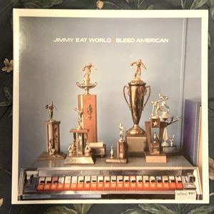 Bleed American By Jimmy Eat World Vinyl Record for Sale in Evansville, IN