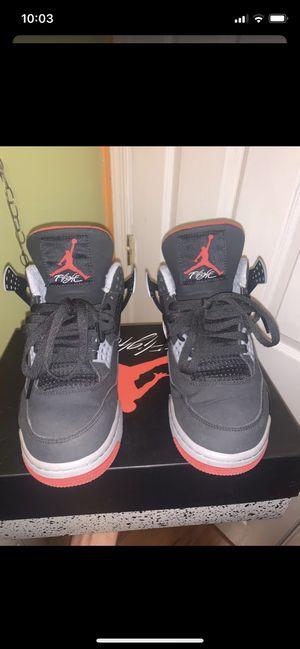 Jordan 4 Bred for Sale in Kensington, MD