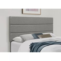 Gray attachable Headboard for Sale in New York,  NY