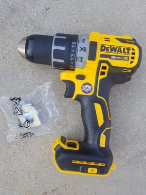 20 V DeWalt XR Brushless Drill Brand NEW Tool only for Sale in Bakersfield, CA