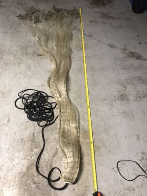 14ft mullet fish net for Sale in Tampa, FL
